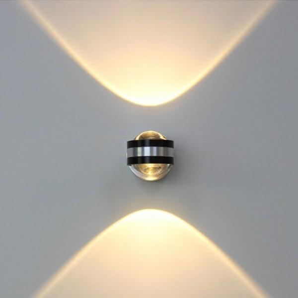 Moderne Wandbeleuchtung led bulb usbonline
